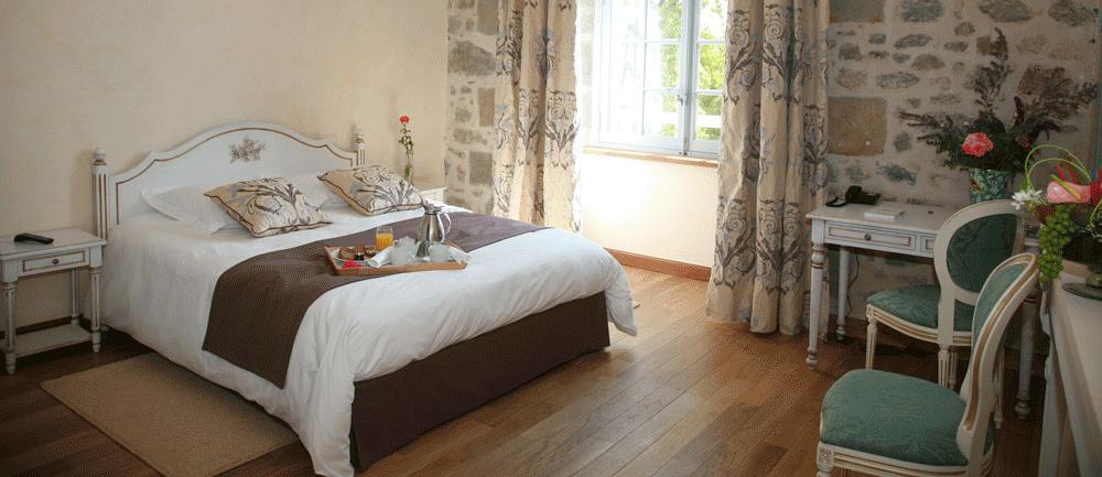 chambre Hôtel Domaine Saint Roch