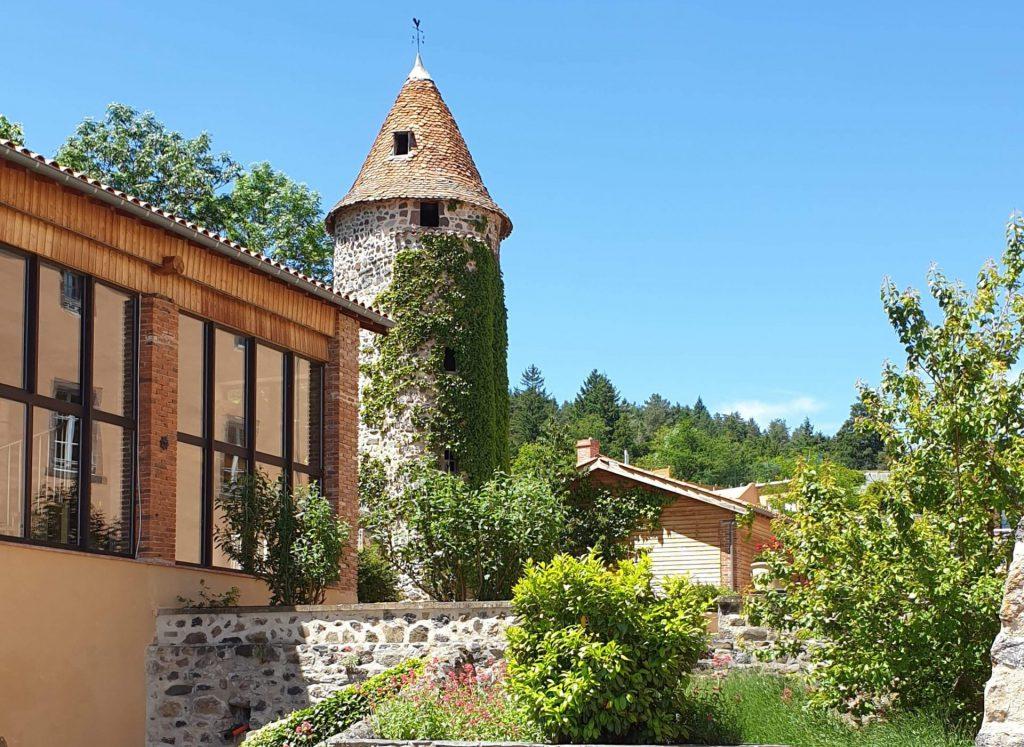 galerie de photos du Domaine Saint Roch en Auvergne